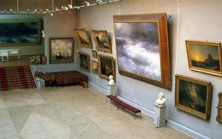 Айвазовский «георгиевский монастырь» описание картины, анализ, сочинение