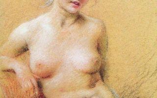 Бакст «портрет александра бенуа» описание картины, анализ, сочинение