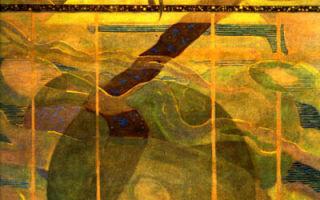 Чурлёнис микалоюс «рекс» описание картины, анализ, сочинение