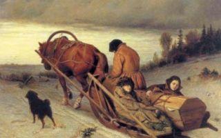 Перов василий «проводы покойника» описание картины, анализ, сочинение