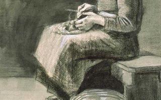 Ван гог «едоки картофеля» описание картины, анализ, сочинение