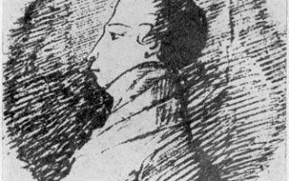 Кипренский «портрет пушкина» описание картины, анализ, сочинение