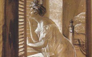Брюллов «девушка, собирающая виноград» описание картины, анализ, сочинение