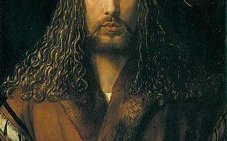 Дюрер альбрехт «автопортрет» описание картины, анализ, сочинение