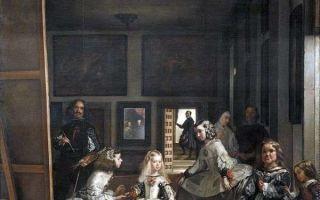 Веласкес диего «менины» описание картины, анализ, сочинение