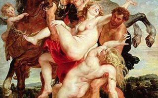 Рубенса питер пауль «похищение дочерей левкиппа» описание картины, анализ, сочинение