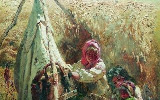 Маковский константин «князь репин на пиру у ивана грозного» описание картины, анализ, сочинение