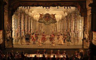 Театр возрождения и барокко