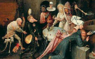 Дали «искушение святого антония» описание картины, анализ, сочинение
