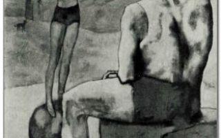Пикассо пабло «девочка на шаре» описание картины, анализ, сочинение