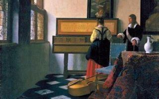 Вермеер ян «кружевница» описание картины, анализ, сочинение