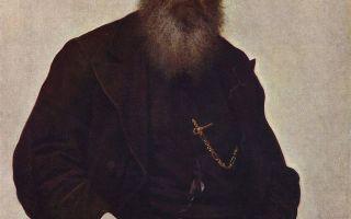 Крамской «христос в пустыне» описание картины, анализ, сочинение