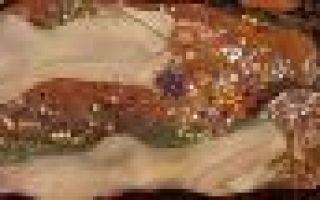 Климт густав «аллегория скульптуры» описание картины, анализ, сочинение