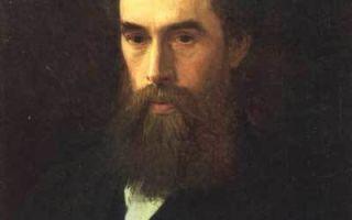 Крамской «портрет третьякова» описание картины, анализ, сочинение