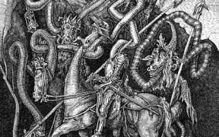 Дюрер «рыцарь, смерть и дьявол» описание картины, анализ, сочинение