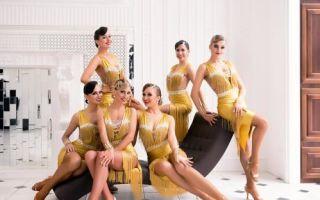 Джайв – синкопа африканской души, попавшая в пятерку латиноамериканских танцев