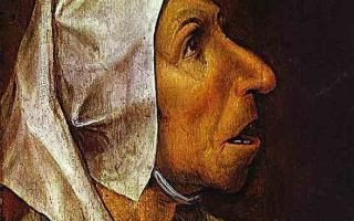 Брейгель «битва масленицы и поста» описание картины, анализ, сочинение