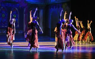 Ансамбль исторического танца «фокстрот»