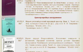 Произведения для инструментов с оркестром