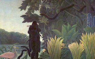 Руссо «заклинательница змей» описание картины, анализ, сочинение