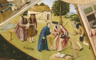 Босха «семь смертных грехов и четыре последние вещи» описание картины, анализ, сочинение