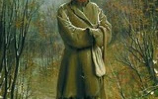 Крамской «портрет соловьева» описание картины, анализ, сочинение