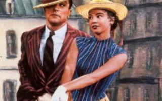 Д. гершвин «американец в париже»: история, видео, содержание, интересные факты