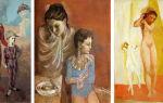 Пикассо пабло «авиньонские девицы» описание картины, анализ, сочинение
