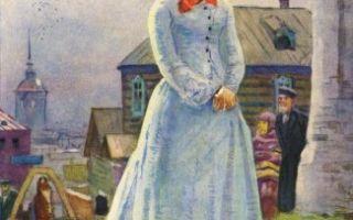 Шевченко тарас «катерина» описание картины, анализ, сочинение