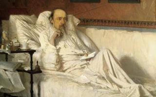 Крамской «н.а.некрасов в период «последних песен» описание картины, анализ, сочинение