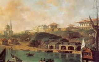 Алексеев «вид на биржу и адмиралтейство от петропавловской крепости» описание картины, анализ, сочинение