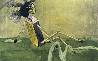 Серов «портрет иды рубинштейн» описание картины, анализ, сочинение
