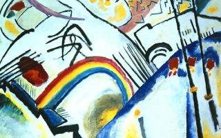 Кандинский василий «казаки» описание картины, анализ, сочинение