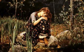 Васнецов «крещение руси» описание картины, анализ, сочинение