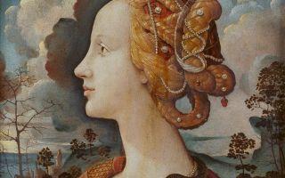 Боттичелли «мадонна магнификат» описание картины, анализ, сочинение