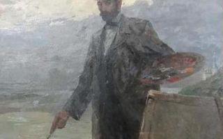 Васильев «весна» описание картины, анализ, сочинение