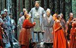 Опера «иван сусанин» (жизнь за царя): содержание, видео, интересные факты