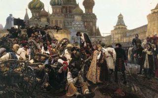 Суриков василий «степан разин» описание картины, анализ, сочинение