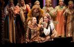 Опера «царская невеста»: содержание, видео, интересные факты