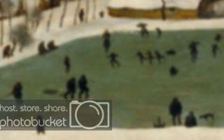 Брейгель «охотники на снегу» описание картины, анализ, сочинение