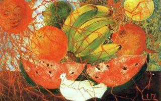 Кало фрида «моисей» описание картины, анализ, сочинение