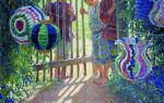 Богданов-бельский «воскресное чтение в сельской школе» описание картины, анализ, сочинение