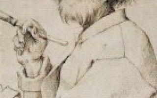 Брейгель «притча о слепых» описание картины, анализ, сочинение
