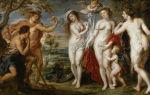 Рубенс «суд париса» описание картины, анализ, сочинение