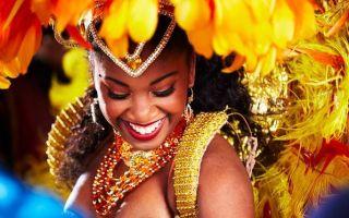 Самба – экзотический танец из далекой южной страны