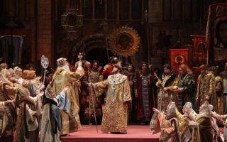 Опера «борис годунов»: содержание, видео, интересные факты, история
