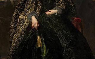 Ван дейк антонис «семейный портрет» описание картины, анализ, сочинение