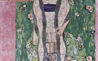 Климт густав «портрет адели блох-бауэр i» описание картины, анализ, сочинение