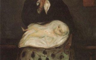 Мунк «смерть в комнате больного» описание картины, анализ, сочинение