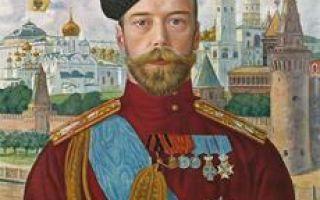 Серов валентин «портрет николая ii» описание картины, анализ, сочинение